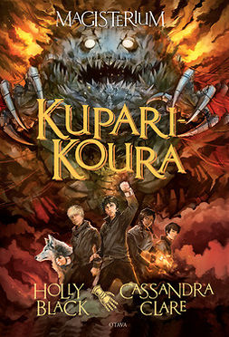 Black, Holly - Magisterium: Kuparikoura, ebook