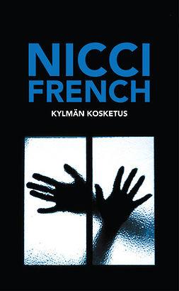 French, Nicci - Kylmän kosketus, e-kirja