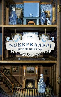 Burton, Jessie - Nukkekaappi, e-kirja
