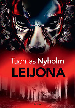 Nyholm, Tuomas - Leijona, e-bok