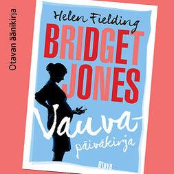 Fielding, Helen - Bridget Jones - Vauvapäiväkirja, äänikirja