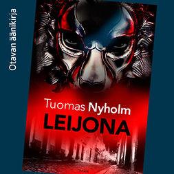 Nyholm, Tuomas - Leijona, äänikirja