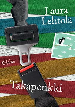 Lehtola, Laura - Takapenkki, e-kirja