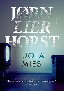 Horst, Jørn Lier - Luolamies, e-kirja