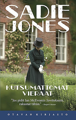 Jones, Sadie - Kutsumattomat vieraat, ebook
