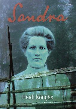 Köngäs, Heidi - Sandra, e-kirja