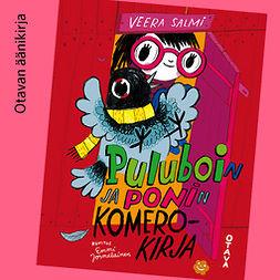 Salmi, Veera - Puluboin ja Ponin komerokirja, äänikirja