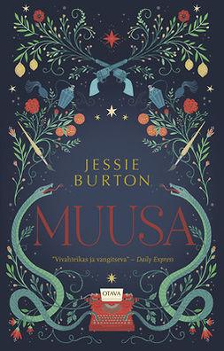 Burton, Jessie - Muusa, ebook