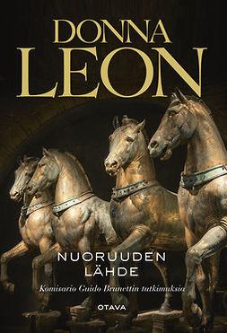 Leon, Donna - Nuoruuden lähde, ebook