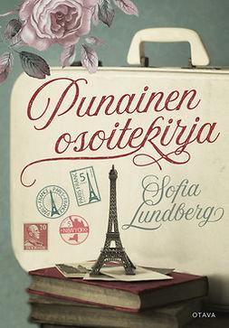 Lundberg, Sofia - Punainen osoitekirja, e-kirja