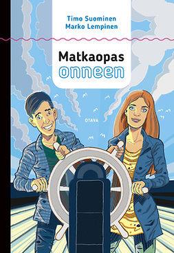 Lempinen, Marko - Matkaopas onneen, ebook