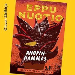 Nuotio, Eppu - Anopinhammas, äänikirja