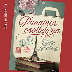 Lundberg, Sofia - Punainen osoitekirja, äänikirja