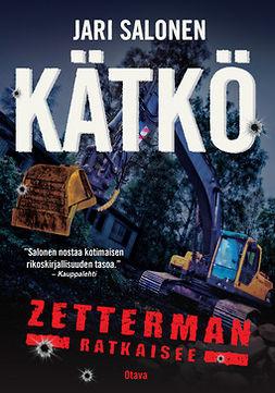 Salonen, Jari - Kätkö, ebook