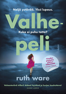 Ware, Ruth - Valhepeli, ebook