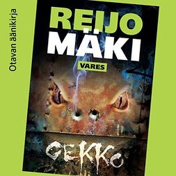 Mäki, Reijo - Gekko, äänikirja