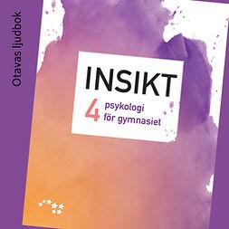 Päivänsalo, Tiina-Maria - Insikt 4 Ljudbok (OPS16), audiobook