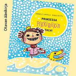 Lampela, Hannele - Prinsessa Pikkiriikin talvi, audiobook