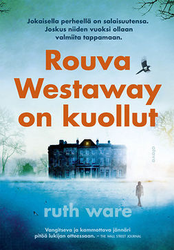 Ware, Ruth - Rouva Westaway on kuollut, ebook