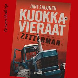 Salonen, Jari - Kuokkavieraat, audiobook