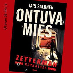 Salonen, Jari - Ontuva mies, audiobook