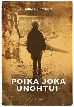 Seppänen, Liisa - Poika joka unohtui, e-bok