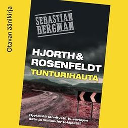 Hjorth, Michael - Tunturihauta, audiobook