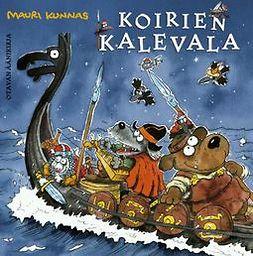Kunnas, Mauri - Koirien Kalevala, äänikirja
