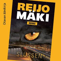 Mäki, Reijo - Slussen, äänikirja