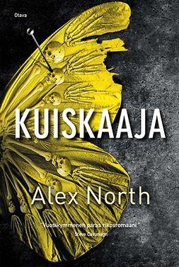 North, Alex - Kuiskaaja, e-kirja
