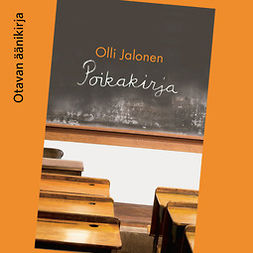 Jalonen, Olli - Poikakirja, äänikirja