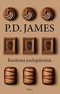 James, P. D. - Kuolema joulupäivänä, e-kirja