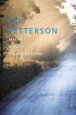 Petterson, Per - Miehet minun tilanteessani, ebook