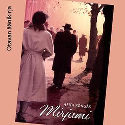 Köngäs, Heidi - Mirjami, audiobook