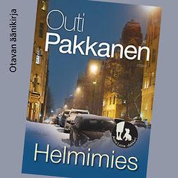 Pakkanen, Outi - Helmimies, audiobook
