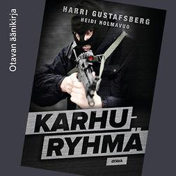 Gustafsberg, Harri - Karhuryhmä, audiobook