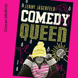 Jägerfeld, Jenny - Comedy Queen, äänikirja