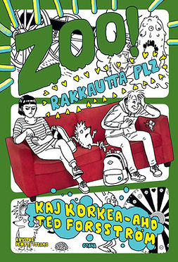Forsström, Ted - Zoo - Rakkautta plz, ebook