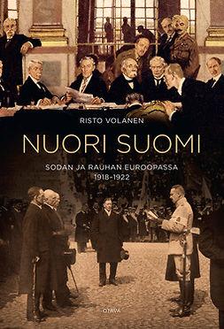 Nuori Suomi sodan ja rauhan Euroopassa: 1918-1922