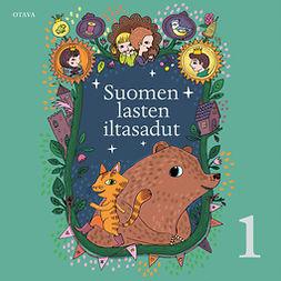 Hirvisaari, Laila - Suomen lasten iltasadut 1, äänikirja