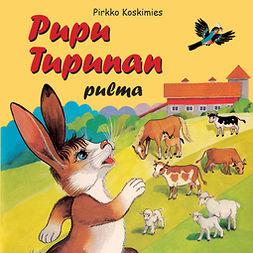 Koskimies, Pirkko - Pupu Tupunan pulma, äänikirja