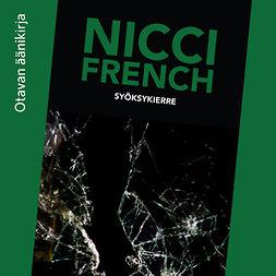 French, Nicci - Syöksykierre, äänikirja