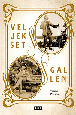 Puustinen, Viljami - Veljekset Gallén, e-kirja