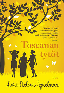 Spielman, Lori Nelson - Toscanan tytöt, e-kirja