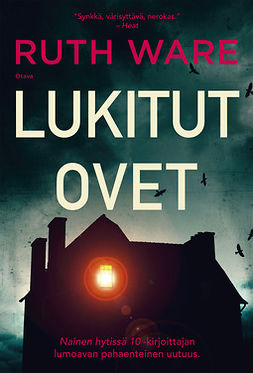 Ware, Ruth - Lukitut ovet, ebook