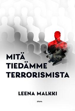 Malkki, Leena - Mitä tiedämme terrorismista, e-kirja