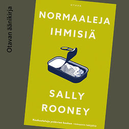 Rooney, Sally - Normaaleja ihmisiä, äänikirja