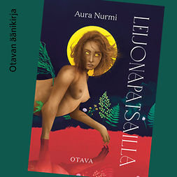 Nurmi, Aura - Leijonapatsailla, audiobook