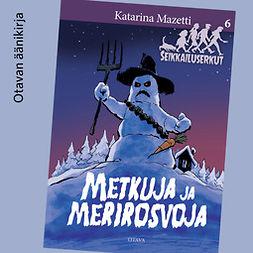 Mazetti, Katarina - Metkuja ja merirosvoja: Seikkailuserkut 6, äänikirja