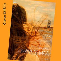 Harno, Tua - Oranssi maa, äänikirja